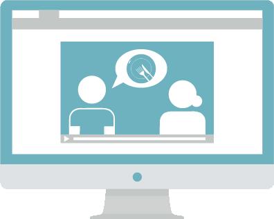 E-læringskursus fra KvaliCare om ernæringsvurdering